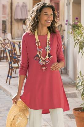 Soft Surroundings Addison Tunic