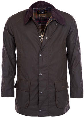 Barbour Men's Water-Resistant Waxed-Cotton Jacket