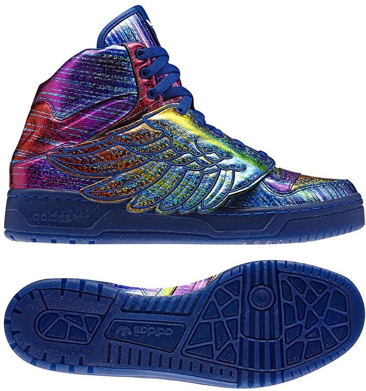 adidas Jeremy Scott Wings Shoes