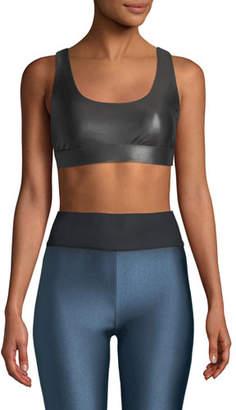 Koral Activewear Fame Cross-Back Sports Bra