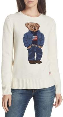 Polo Ralph Lauren Bear Wool Sweater