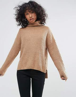 Oeuvre Roll Neck Jumper