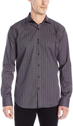 Bogosse Men's Owen 832 Long Sleeve Button Down Shirt