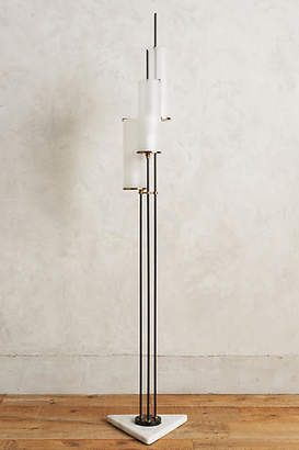 Anthropologie Clustered Torchiere Floor Lamp