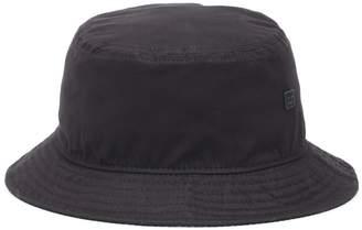 Acne Studios Buk Face cotton-twill hat