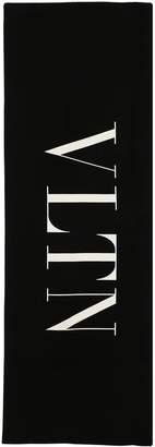 Valentino Wool & Cotton Scarf