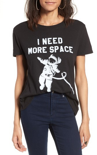 Women's Sub_Urban Riot I Need More Space Graphic Tee