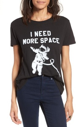 Women's Sub_Urban Riot I Need More Space Graphic Tee $34 thestylecure.com