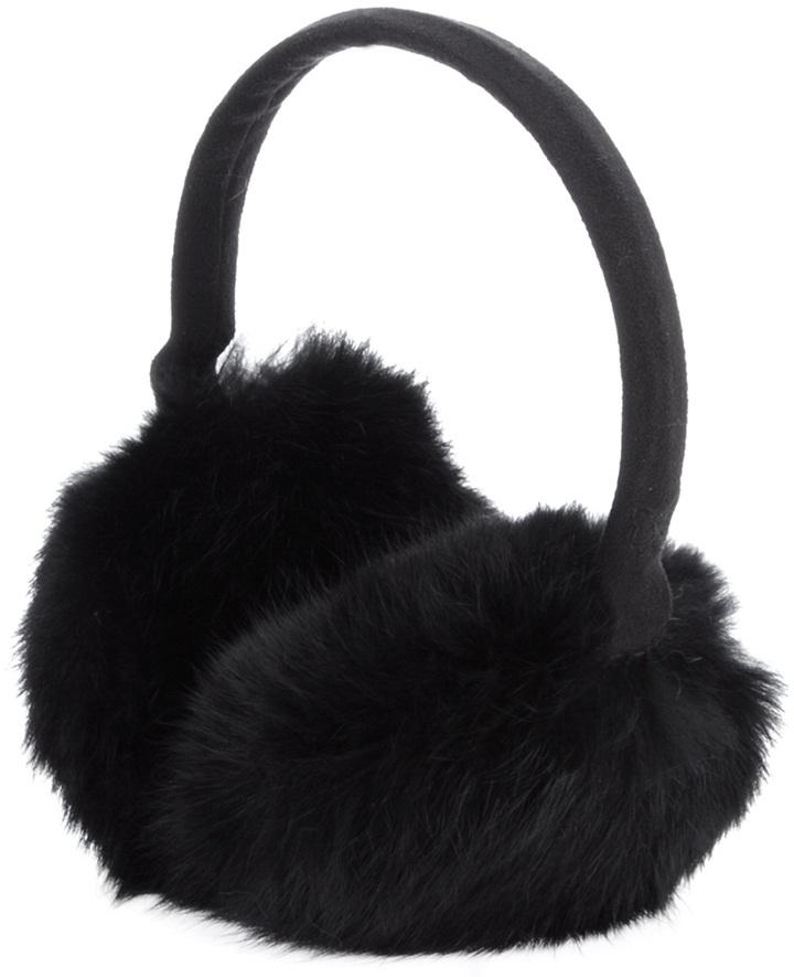 Fixdesign Fix Design Rabbit fur earmuffs