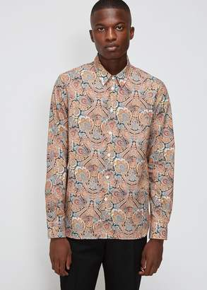 Editions M.R. New Saint Germain Paisley Shirt