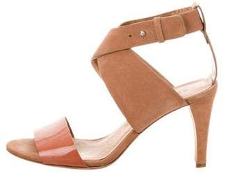 See by Chloe Suede and Leather Sandals