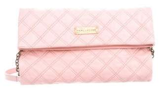Marc Jacobs Quilted Leather Bag Pink Quilted Leather Bag