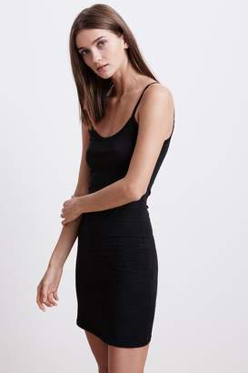 Velvet by Graham & Spencer SCARLETT GAUZY WHISPER SLIP DRESS