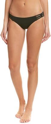 Red Carter Bikini Bottom