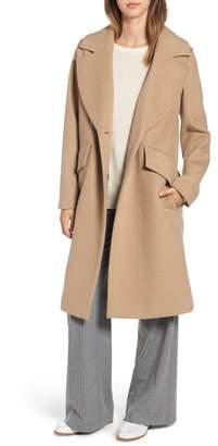 Rachel Roy Wool Blend Coat