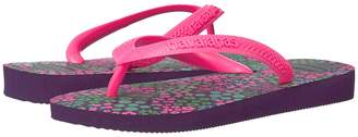 Havaianas Flores Sandals Girls Shoes