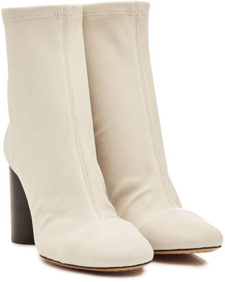 Isabel Marant Rillyan Leather Ankle Boots