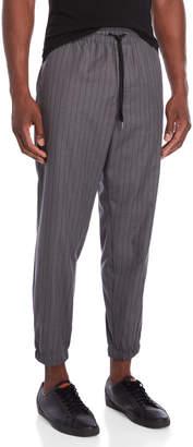 Brooklyn Cloth Pinstripe Jogger Pants