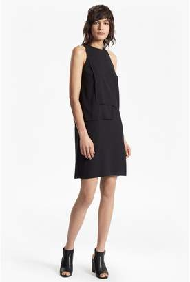 French Connection Cornell Solid Shift Dress
