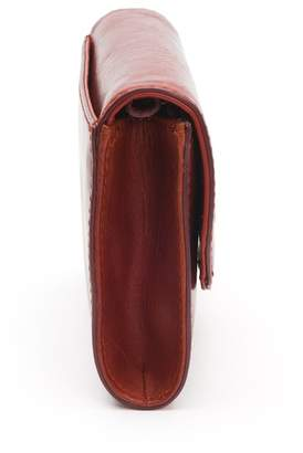 Frye Melissa Leather Wallet Crossbody Bag