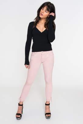 Ardene Laced Skinny Jeans