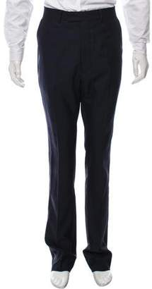 Officine Generale Flat Front Piped Dress Pants w/ Tags