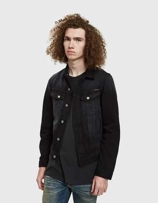 Nudie Jeans Billy Dark Shist Denim Jacket