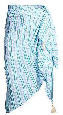 Cool Change coolchange Women's Tehani Stripe Sarong
