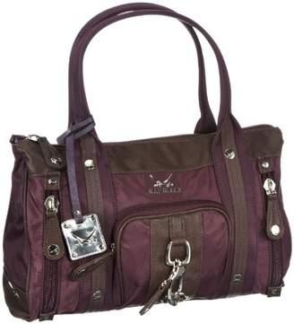 Sansibar Typhoon Women's Handbag Purple Violett (aubergine) Size: (B x H x T)