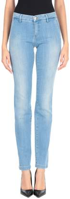 AR+ CAMOUFLAGE AR AND J. Denim pants - Item 42713879UW