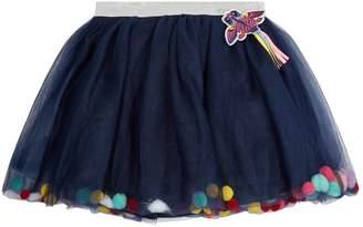 Billieblush Pom Pom Tutu Skirt