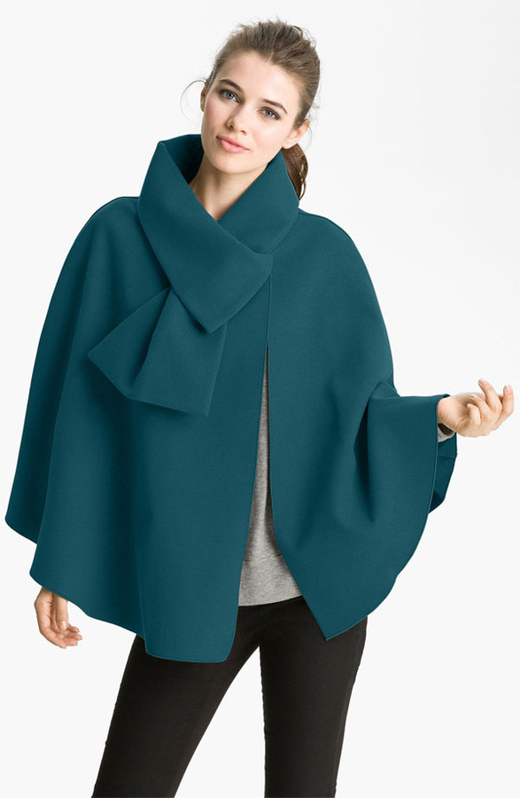 Halogen Asymmetrical Cape