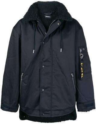 Diesel W-Pelly jacket