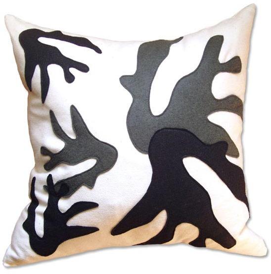 Balanced Design - Coral Pillow