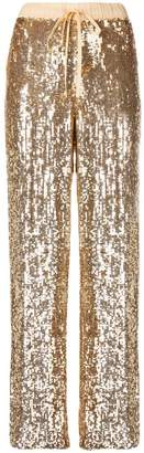 P.A.R.O.S.H. sequin joggers