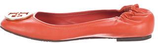 Tory BurchTory Burch Leather Reva Flats