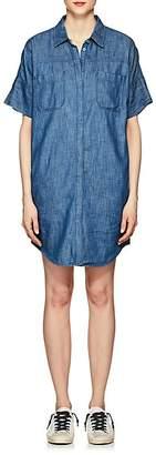 Blank NYC Blanknyc Women's Cotton Denim Shirtdress