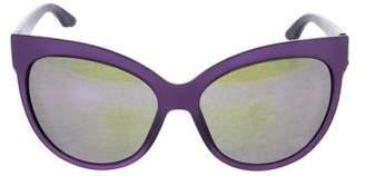 Christian Dior Diorpaname Oversize Sunglasses