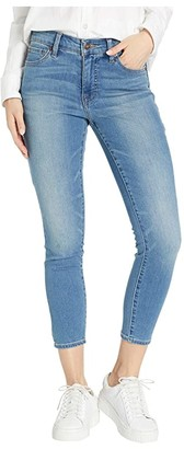 Lucky Brand Ava Crop Jeans in Herman