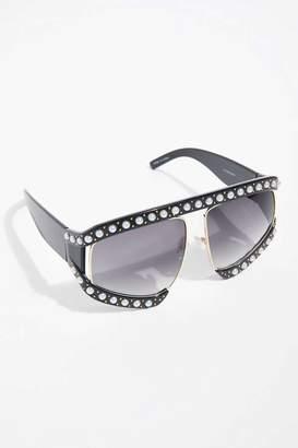 Ellie Embellished Sunglasses