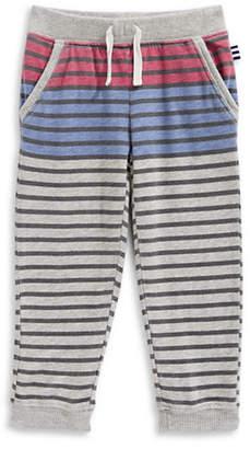 Splendid Striped Jogger Pants