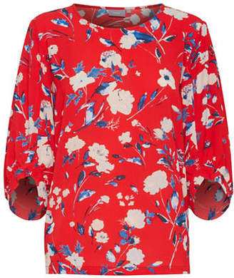 B.young B. YOUNG Franny Floral Blouse