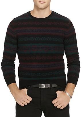 Polo Ralph Lauren Fair Isle Wool Blend Sweater $350 thestylecure.com