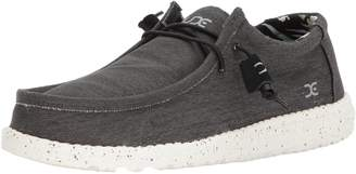 Hey Dude Shoes Hey Dude Wally L Stretch Shoes   Size: