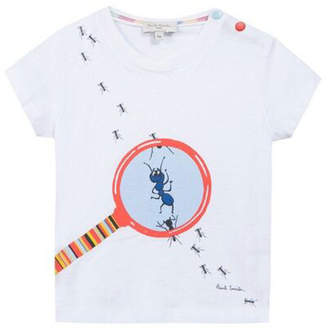 Paul Smith Ant Magnifying Shirt