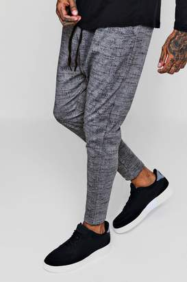 boohoo Flecked Smart Jogger Trouser