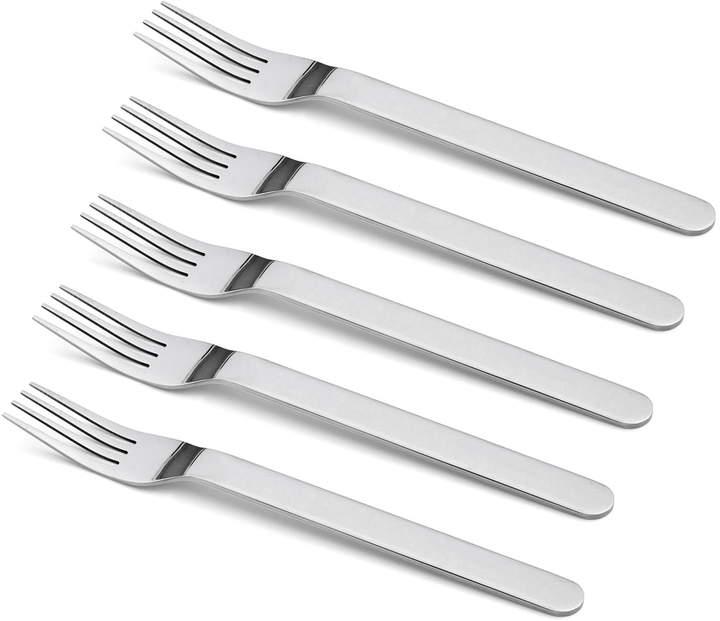 Hay - Everyday Cutlery Gabel-Set, Edelstahl (5-teilig)