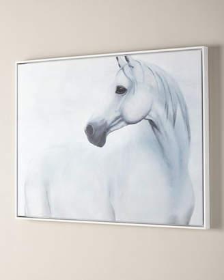 Calm Gaze Horse Giclée