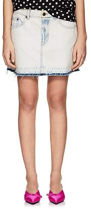 Marc Jacobs Women's Denim Miniskirt