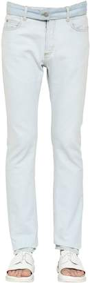 Maison Margiela 18cm Slim Fit Cotton Denim Jeans